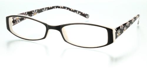 和装シニアグラス(黒)(老眼鏡)[全額返金保証]