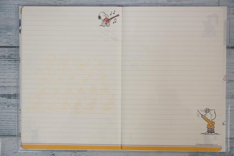 DELFINO デルフィーノ 2019年4月始まり(2019年2月始まり) 手帳 月間式(月間ブロック) B6 スヌーピー 水彩/野球 ノート 傘 小物 大人かわいい おしゃれ 可愛い リフィル ほぼ 日 干支  スケジュール帳 手帳のタイムキーパー