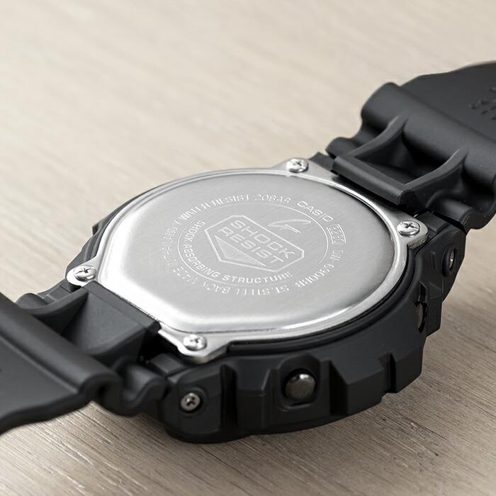 【並行輸入品】CASIO G-SHOCK カシオ Gショック DW-6900BB-1 腕時計 メンズ ジーショック デジタル 防水 ブラック 黒