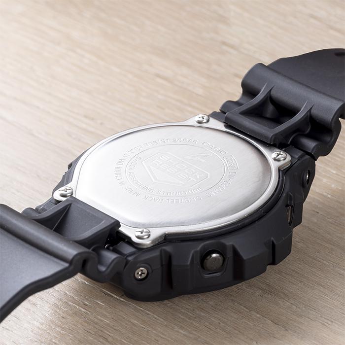 【並行輸入品】CASIO G-SHOCK MAT BLACK RED EYE カシオ Gショック マットブラック レッドアイ DW-6900MS-1 腕時計 メンズ ジーショック デジタル 防水 ブラック 黒
