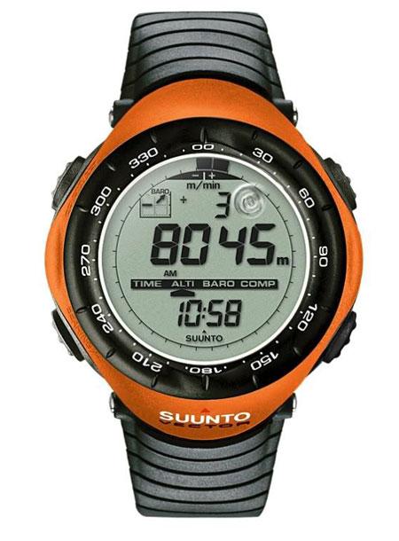芬兰松拓矢量橙色芬兰松拓矢量橙色 SS015077000 手表时钟室外橙色黑色