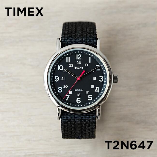 ギフト プレゼント 敬老の日 並行輸入品 TIMEX タイメックス ウィークエンダー 38MM メンズ T2N647 高級な 腕時計 ブラック ブランド ミリタリー 黒 時計 高級 送料無料 レディース ナイロンベルト シルバー アナログ