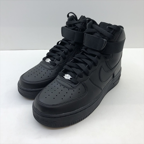 sale retailer 95f6d 8266d With NIKE/AIR FORCE 1 HIGH 07 Triple Black/ Nike / air force 1/atmos/Sports  Lab by atmos-limited / box