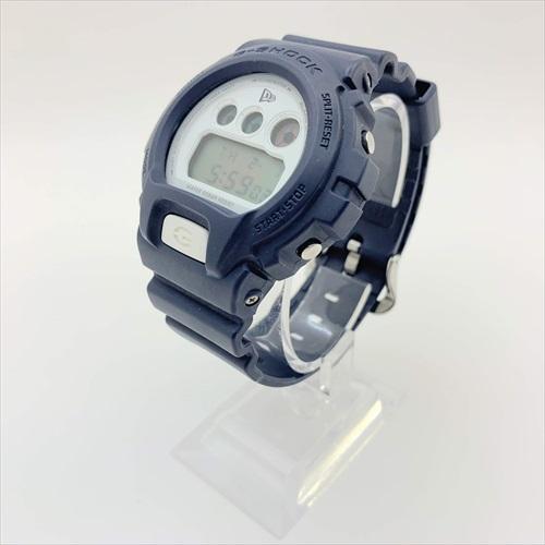 【値下げしました】■CASIO G-SHOCK/カシオ ジーショック■×NEW ERA/DW-6900FS【FS和泉中央店】【中古】ニューエラ/別注モデル/メンズ/腕時計/190201/20190228