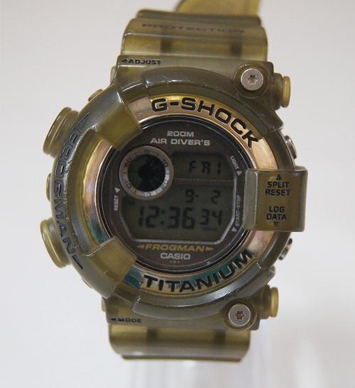 CASIO G-SHOCK DW-8200MS-8T 腕時計 【中古】