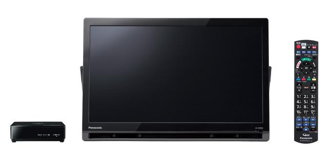 Panasonic ポータブル地上・BS・110度CSデジタルテレビ UN-19FB9-K