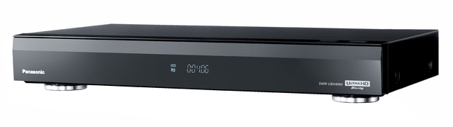 Panasonic ブルーレイディスクレコーダー DMR-UBX4060