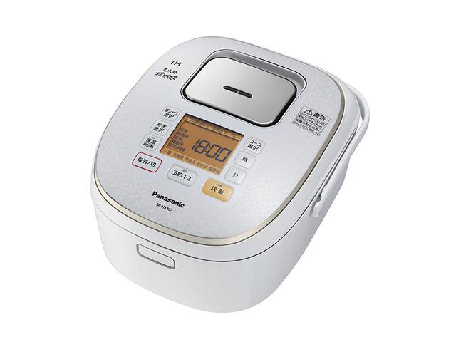 Panasonic IHジャー炊飯器 SR-HX107-W