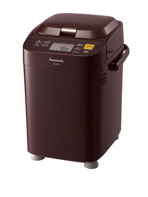 Panasonic 1斤タイプ ホームベーカリー SD-MT1-T