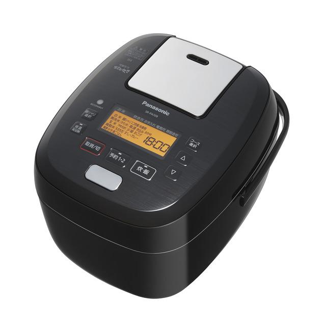 Panasonic 可変圧力IHジャー炊飯器 SR-PA189-K