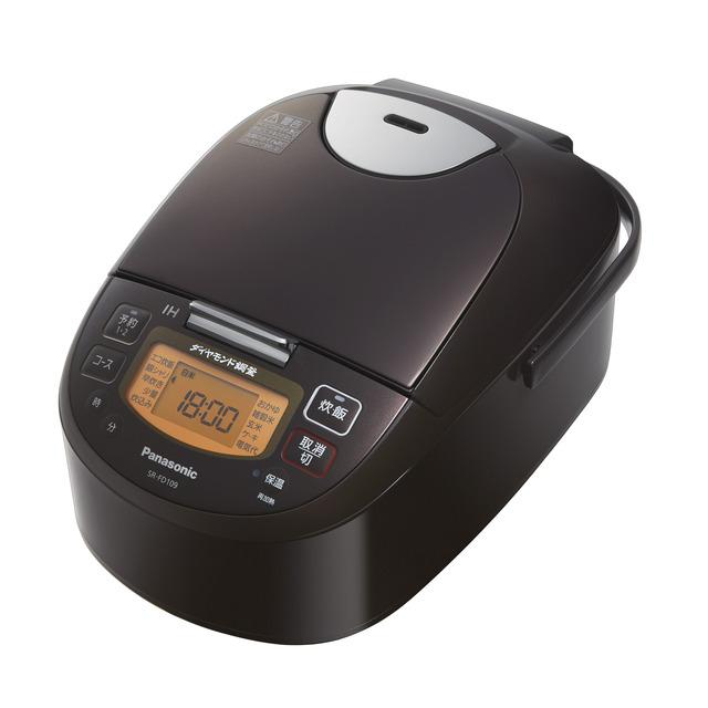 Panasonic IHジャー炊飯器 SR-FD109-T