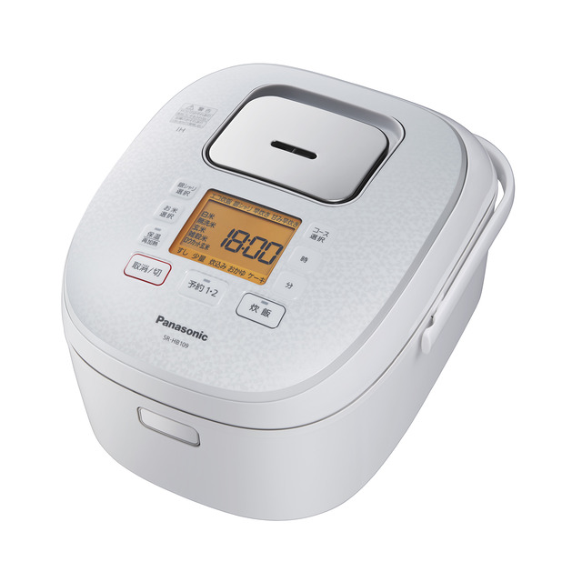 Panasonic SR-HB109-WPanasonic IHジャー炊飯器 SR-HB109-W, 株式会社セブン:cde52113 --- officewill.xsrv.jp