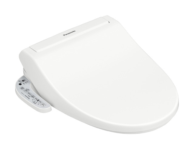 Panasonic 温水洗浄便座 ビューティ・トワレ DL-RL40-WS