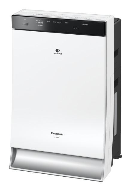 Panasonic 加湿空気清浄機 F-VXR90-W [適用床面積]空気清浄:40畳