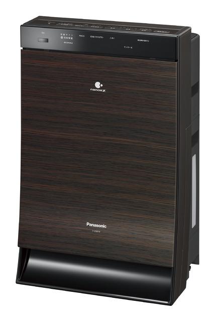 Panasonic 加湿空気清浄機 F-VXR70-TM [適用床面積]空気清浄:31畳