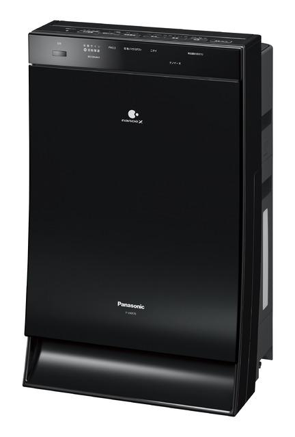 Panasonic 加湿空気清浄機 F-VXR70-K [適用床面積]空気清浄:31畳