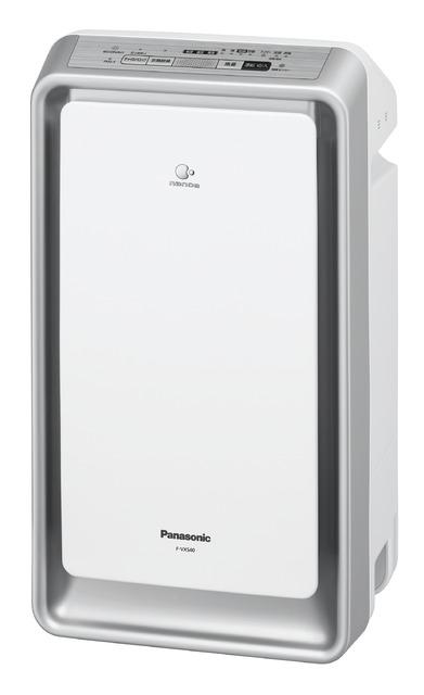Panasonic 加湿空気清浄機 F-VXS40-S [適用床面積]空気清浄:18畳