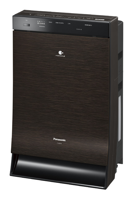Panasonic 加湿空気清浄機 F-VXS70-TM [適用床面積]空気清浄:31畳