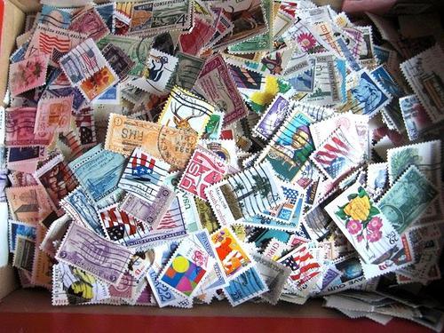 外国 切手 海外 古切手 使用済 スクラップブッキング アメリカの切手 コラージュ 人気急上昇 ラッピングに 使用済み切手 送料無料限定セール中 30枚