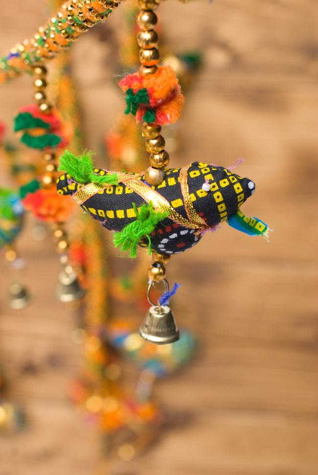 印度 U 形挂吊鸟,大象挂铃铛,印度风铃