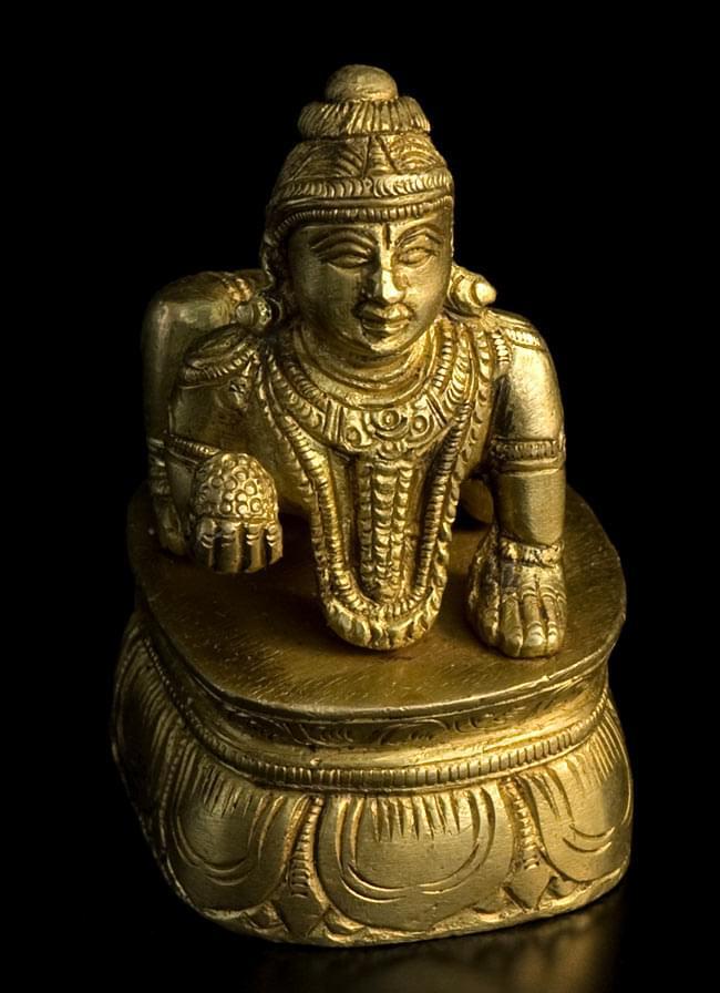 仏像 ベイビークリシュナ 高さ 8.3cm 神様像 エスニック インド ※ラッピング 超人気 ※ 雑貨 置物 アジア
