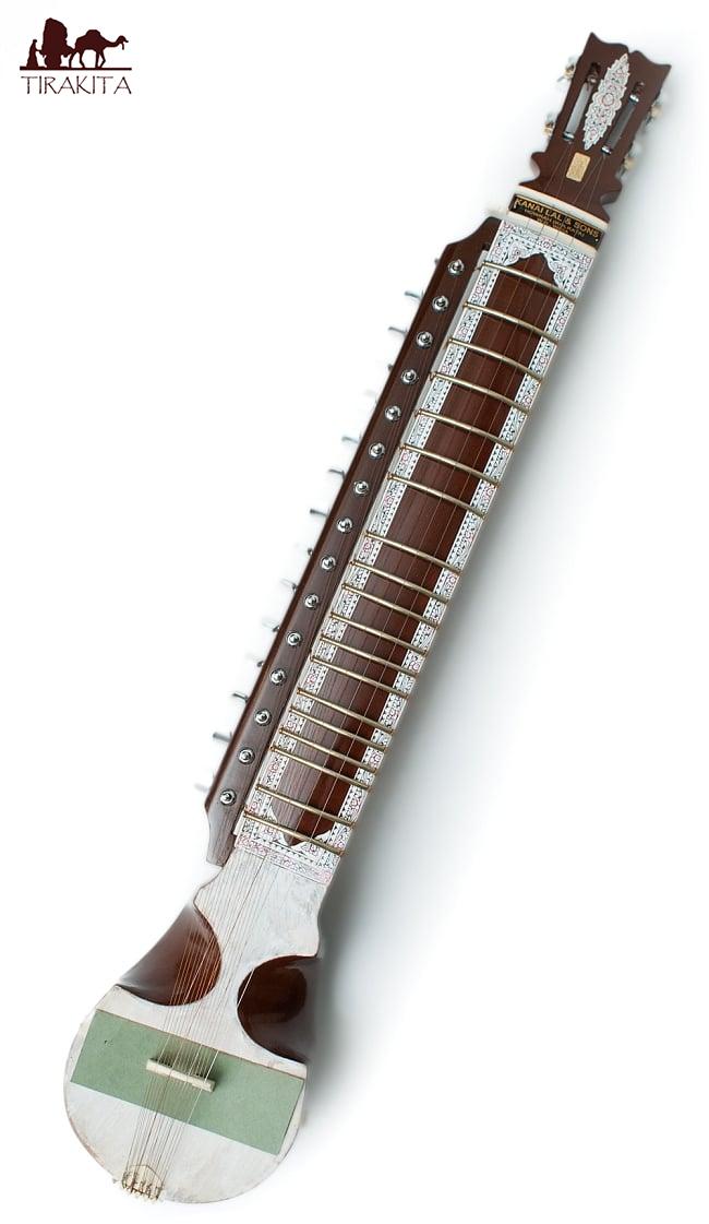【Kanai Lal & sons】エスラジ(esraj) / インド 楽器 弦楽器 民族楽器 送料無料 レビューでタイカレープレゼント あす楽
