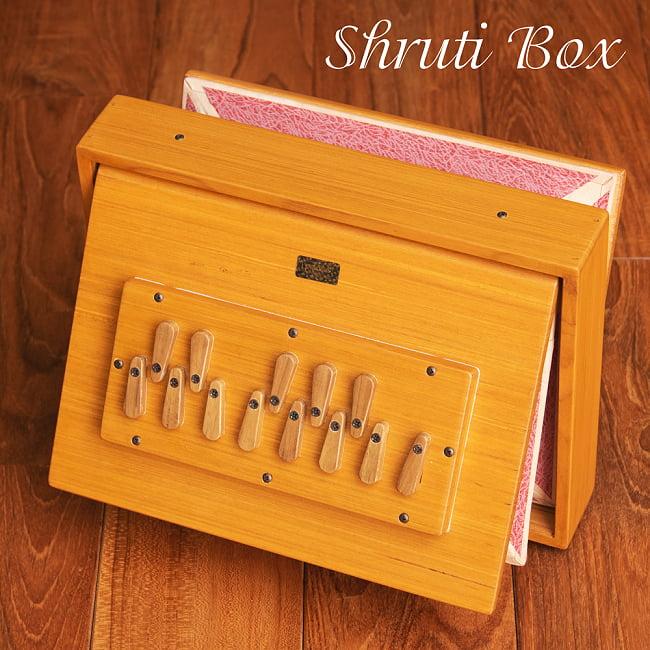 シュルティボックス Shrutibox ピンク / ハルモニウム Harmonium ピアノ 送料無料 レビューでタイカレープレゼント あす楽