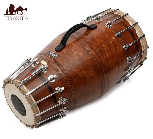 パカワジ Pakwaj Screw Fitting / インド 打楽器 民族楽器 送料無料 レビューでタイカレープレゼント あす楽