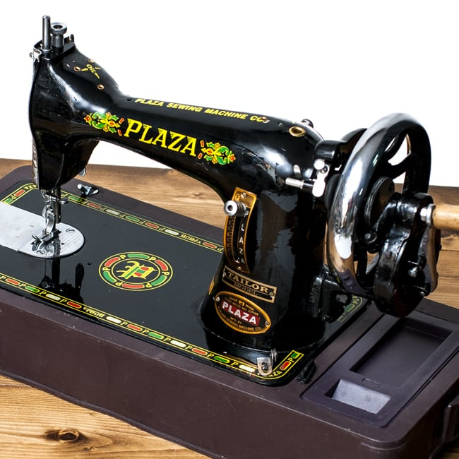 インドのレトロミシン PLAZA / アンティーク 裁縫 送料無料 レビューでタイカレープレゼント あす楽
