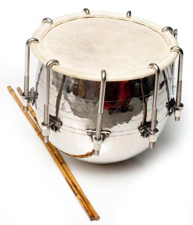 チャンダ Chanda / インド 打楽器 民族楽器 送料無料 レビューでタイカレープレゼント あす楽