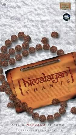 Himalayan Chants booklet cd spiritual meditation YOGA yoga CD music healing  India music folk music belonging to