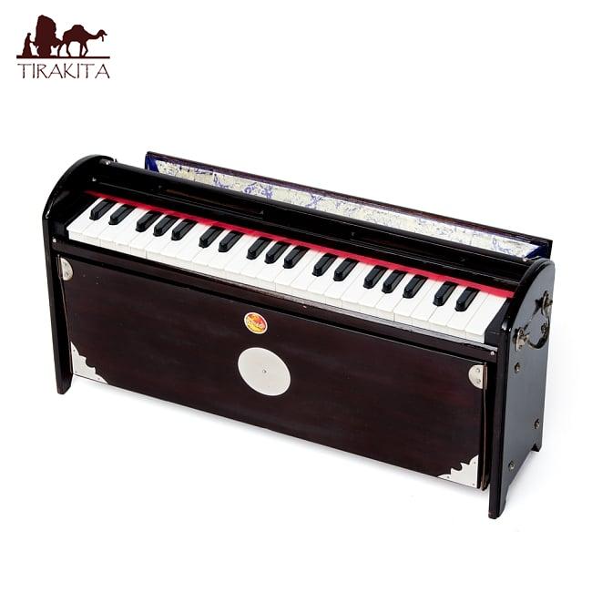【Kartar Music House社製】携帯ハルモニウム / Harmonium ピアノ インド 楽器 送料無料 レビューでタイカレープレゼント あす楽