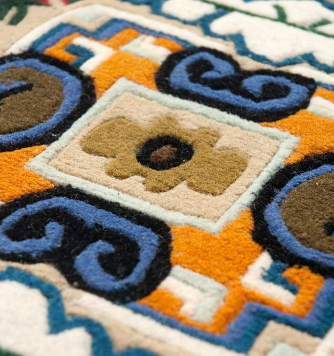 TIRAKITA: Hand-woven Tibetan Rugs