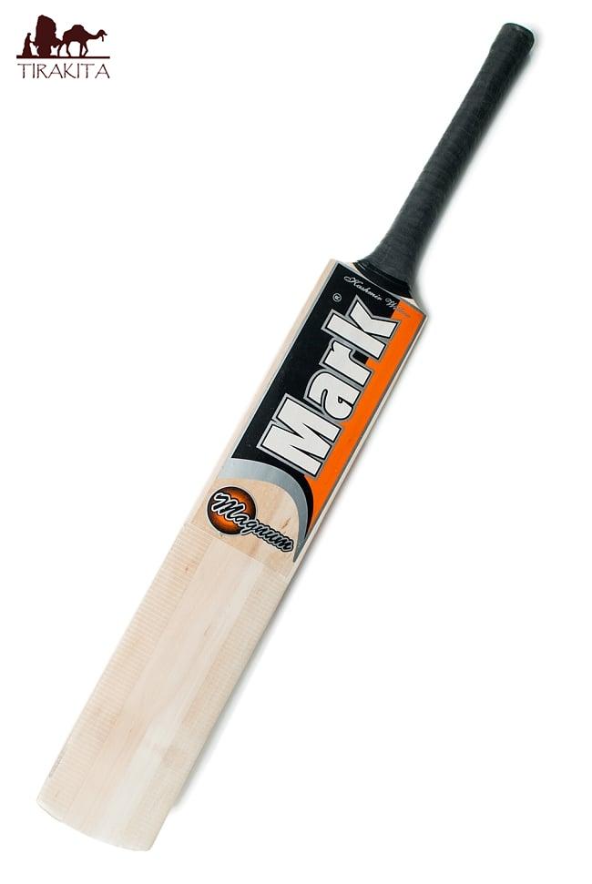 クリケットバット MARK magnum / スポーツ 送料無料 レビューでタイカレープレゼント あす楽