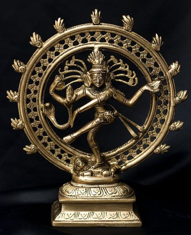 ダンシング シヴァ【24cm】 / シヴァ像 神様像 シヴァ神 SHIVA 送料無料 レビューでタイカレープレゼント あす楽