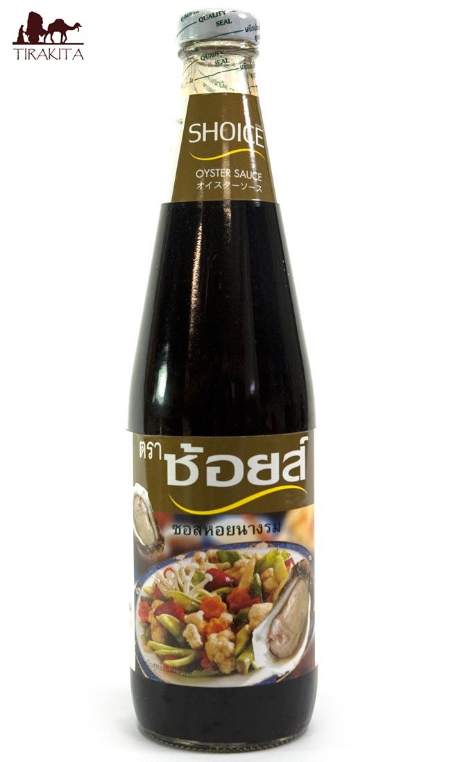 オイスターソース 炒めもの 煮物にどうぞ タイ人も大好き オイスターソース Lサイズ 830g / SHOICE(ショイス) 生春巻き パッタイ タイ料理 アジアン食品 エスニック食材