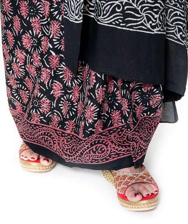 tirakita cloth for cotton surrey ボタニカル folk costume