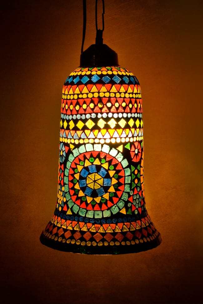 Tirakita rakuten global market mosaic lamps hanging bottle mosaic lamps hanging bottle shape diameter approx 18 cm india goods lamp arabian light mosaic lamps interior mozeypictures Choice Image
