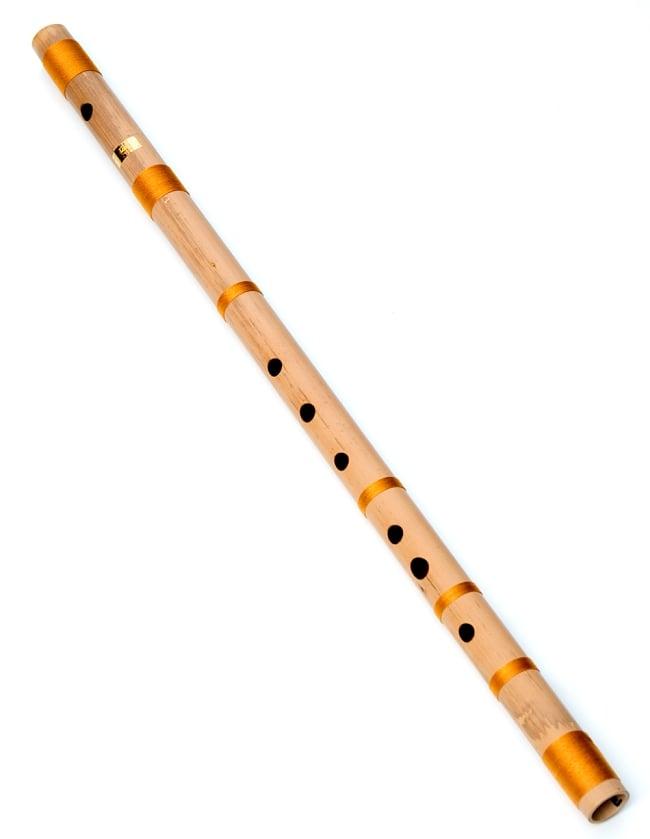 高品質コンサート用バンスリ(BASS E管) / Bansli インド 管楽器 送料無料 レビューでタイカレープレゼント あす楽
