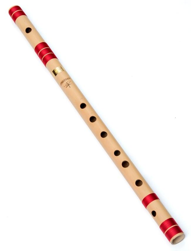 高品質コンサート用バンスリ(BASS A#管) / Bansli インド 管楽器 送料無料 レビューでタイカレープレゼント あす楽