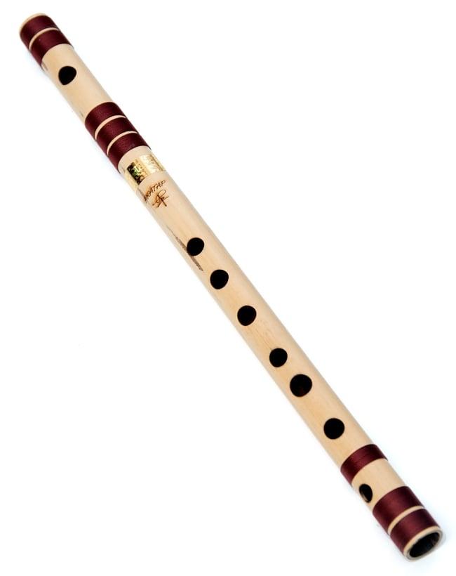 高品質コンサート用バンスリ(F管) / Bansli インド 管楽器 送料無料 レビューでタイカレープレゼント あす楽