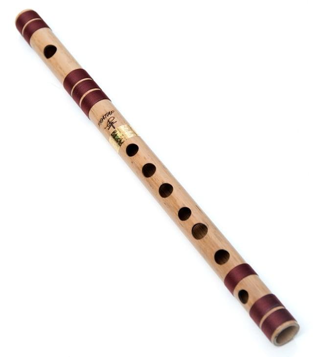 高品質コンサート用バンスリ(G#管) / Bansli インド 管楽器 送料無料 レビューでタイカレープレゼント あす楽