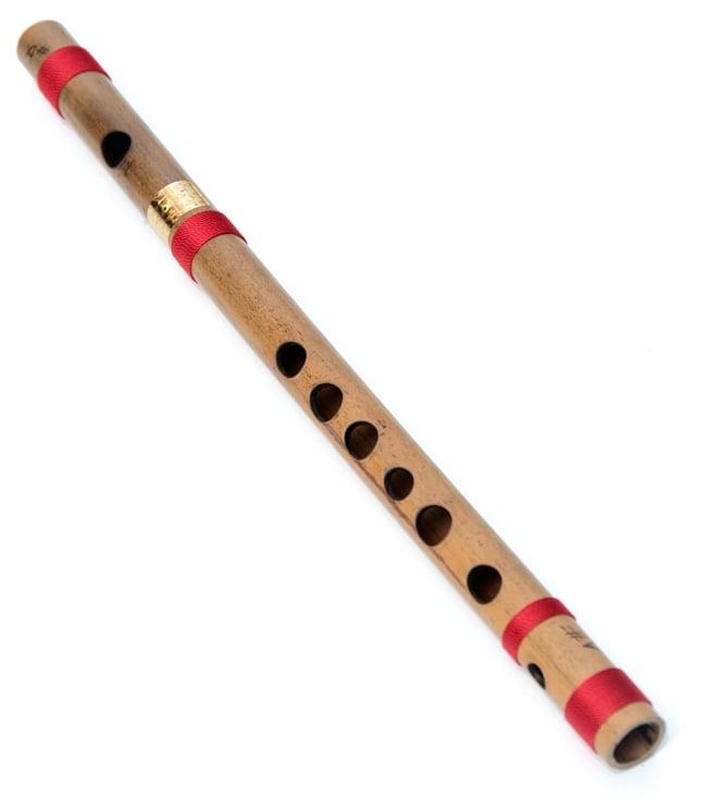 高品質コンサート用バンスリ(A#管) / Bansli インド 管楽器 送料無料 レビューでタイカレープレゼント あす楽