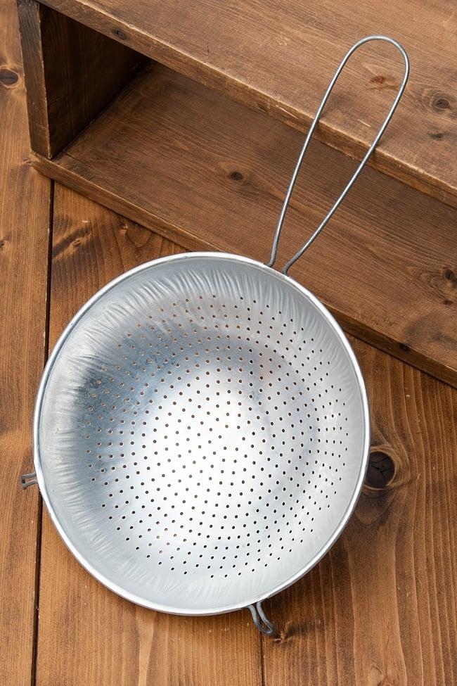 タイ屋台の油切り / 調理器具 鍋 フライパン レビューでタイカレープレゼント あす楽