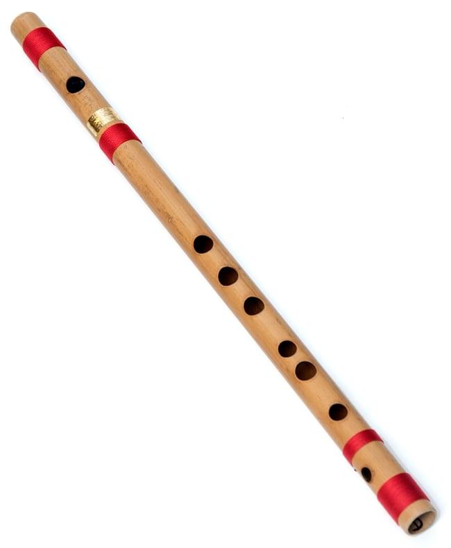 高品質コンサート用バンスリ(D管) / Bansli インド 管楽器 送料無料 レビューでタイカレープレゼント あす楽