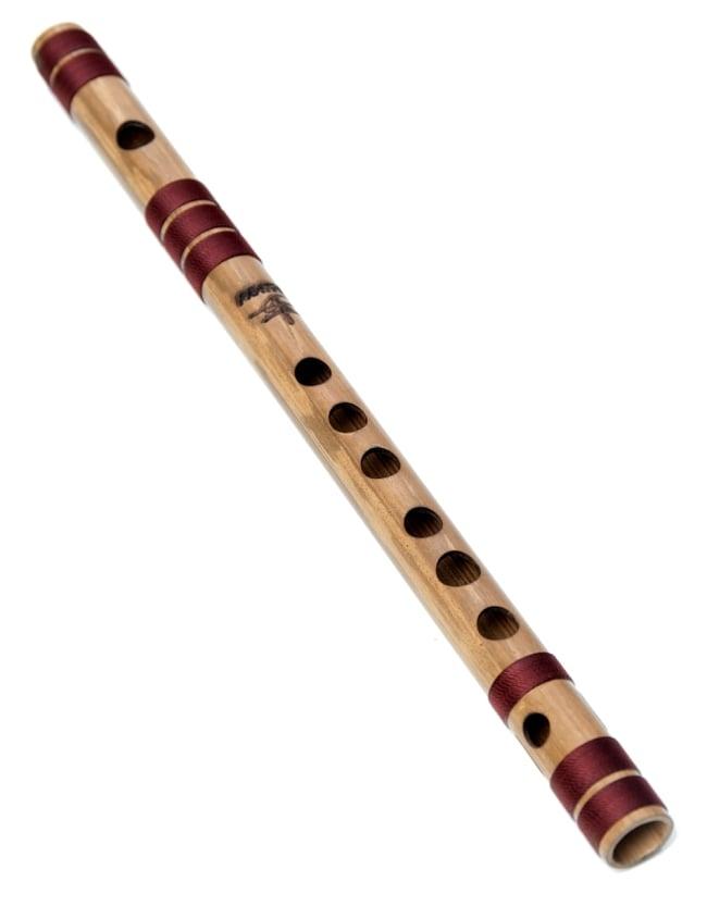 高品質コンサート用バンスリ(c管) / Bansli インド 管楽器 送料無料 レビューでタイカレープレゼント あす楽