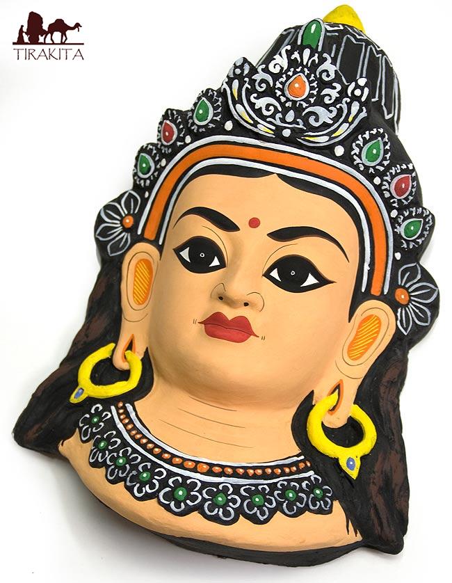 特大カラフル神様 新作からSALEアイテム等お得な商品満載 39cm インド おすすめ 置物 レジンキャスト 雑貨 テラコッタ アジア 陶器 エスニック