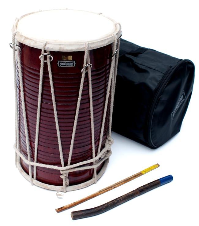 ドール DHOL / 太鼓 ドラム インド 打楽器 送料無料 レビューでタイカレープレゼント あす楽