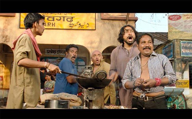 ROWDY RATHORE BD | 2012印度電影行動藍光DVD CD