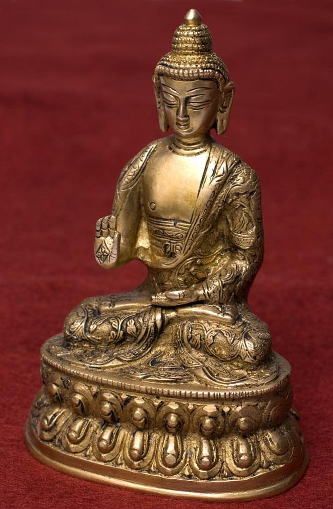 アモーガシッディ 不空成就如来 高さ:約21.5 / ネパール 像 神様 送料無料 あす楽